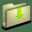 Downloads-Folder icon