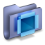 DropBox Blue Folder icon