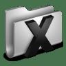 System-Metal-Folder icon