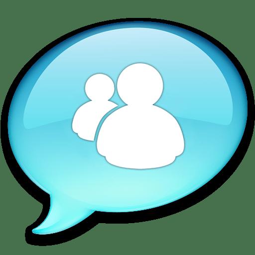 Windows-Live-Messenger icon