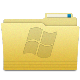 Folders Windows Folder icon