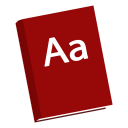 App dictionary icon