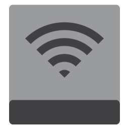 Drive HDD Airport icon