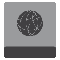 Drive HDD Network icon