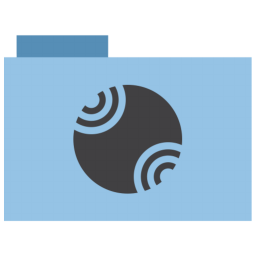 Folder appicns server icon