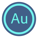 App Adobe Audition icon