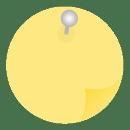 App Stickies icon