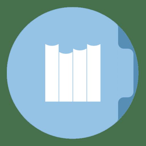 Folder-Libary icon