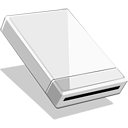 Removable-HD icon