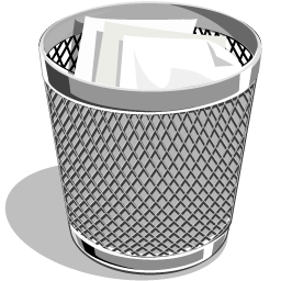 Full Trash icon