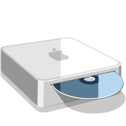 Mac Mini CD icon