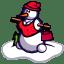 Snow Woman icon