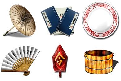Chinese Logo Icons