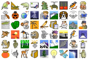 Yojis Plants Icons