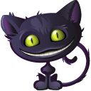 Cheshire-cat icon