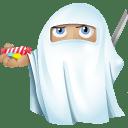 Ninja ghost icon