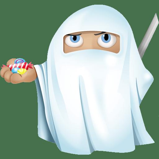 Ninja-ghost icon