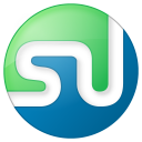 Social stumbleupon button color icon