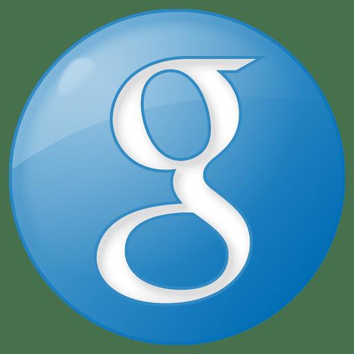 Social-google-button-blue icon