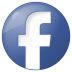 Social-facebook-button-blue icon