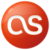 Social-lastfm-button-red icon