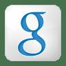 Social-google-box-white icon