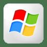 Social-windows-box icon
