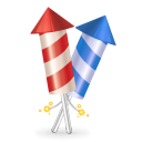 Firecracker icon
