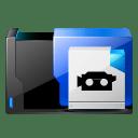 Folder videos icon