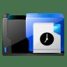 Folder-scheduled-tasks icon