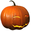 Pumpkin-smile icon
