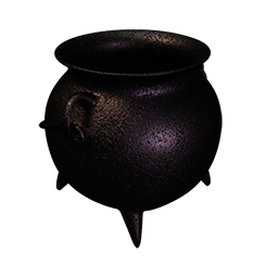 Cauldron empty icon