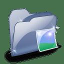 Folder Dossier MesImages SZ icon