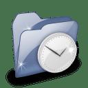 Folder Dossier Temps SZ icon