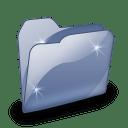 Folder Nouveau Dossier SZ icon
