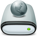 Drive Network offline icon