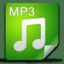 Filetype-mp-3 icon