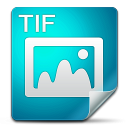 Filetype tif icon