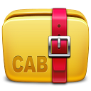 Folder Archive cab icon