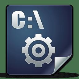 Document exe icon