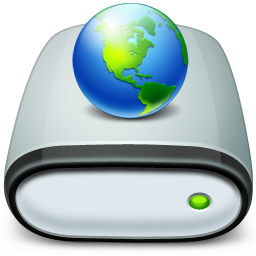 Drive Network connected icon
