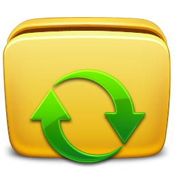 Folder Subscription icon