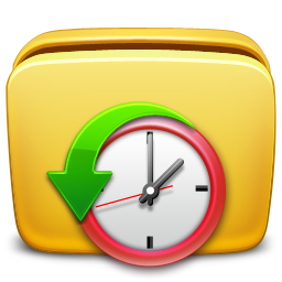 Folder Url History Icon Plump Iconset Zerode