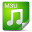 Filetype-m3u icon
