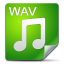 Filetype-wav icon