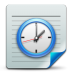 Document-scheduled-tasks icon