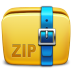 Folder-Archive-zip icon