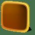 Folder-Empty-back icon