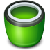 Recycle-Bin-empty icon