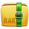 Folder-Archive-rar icon